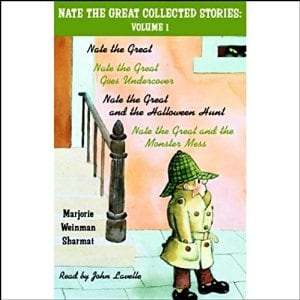 Nate the Great - Audiobooks for kids
