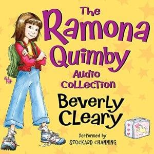Ramona Quimby Audio Book