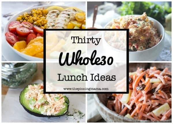 30 Whole30 Lunch Ideas: Zuppa Toscana | www.thepinningmama.com