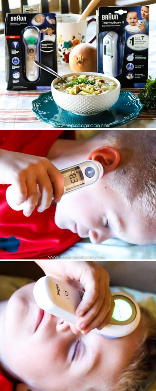These digital thermometers are the best! They are quick, easy and super accurate!