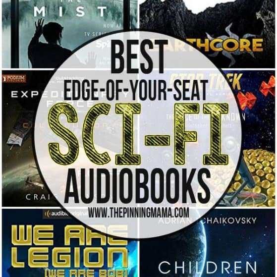 Best Sci-Fi Audiobooks to keep you on the edge of your seat!
