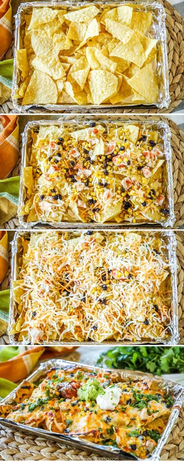 How to make nachos