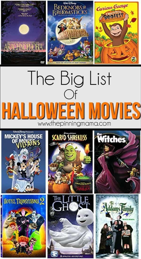 enjoy this big list of Halloween movies