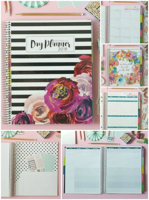Intentional Life Day Planner