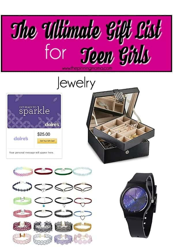 The Big List of Jewelry to give your teen