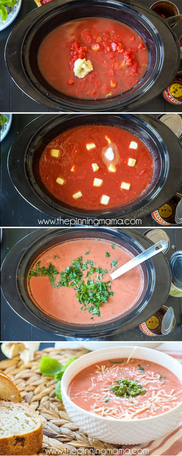 How to make Tomato Soup