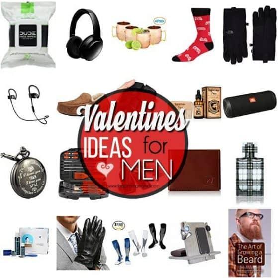 List of Valentine's Day gift ideas for Men