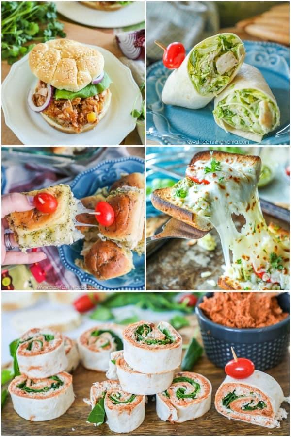 Leftover Rotisserie Chicken Sandwich Recipes