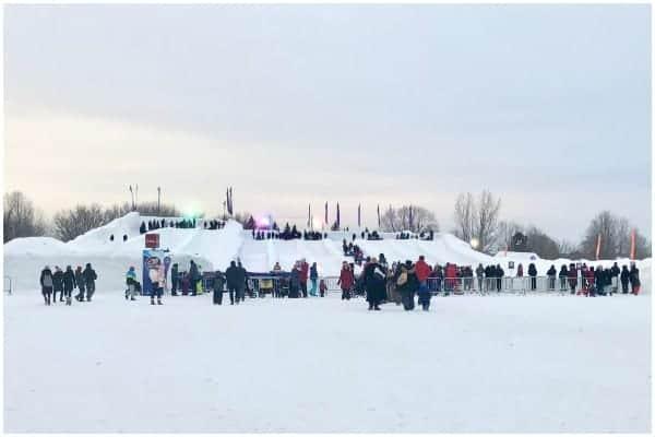 Snowflake Kingdom, Winterlude Canada.