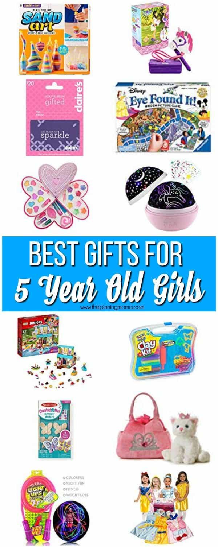 Gift Ideas 5 Year Girl