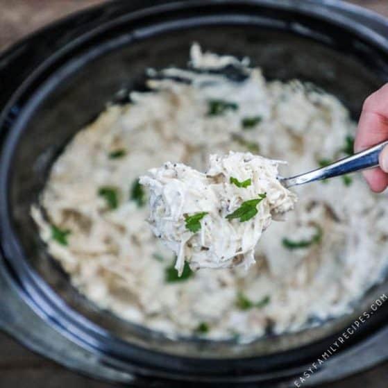 Recipe for Crockpot Greek Chicken