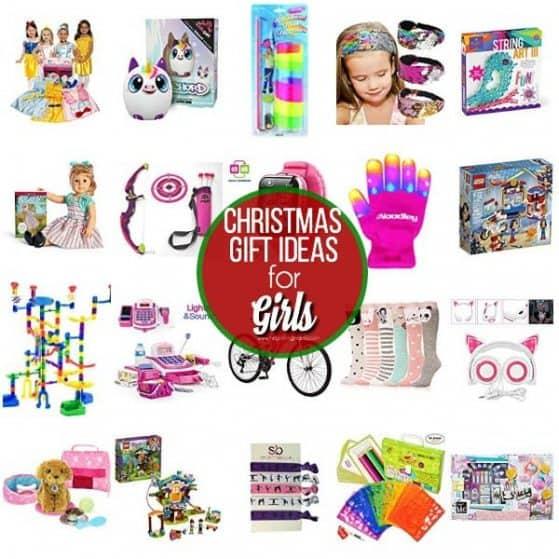 Christmas Gift Ideas for Girls.