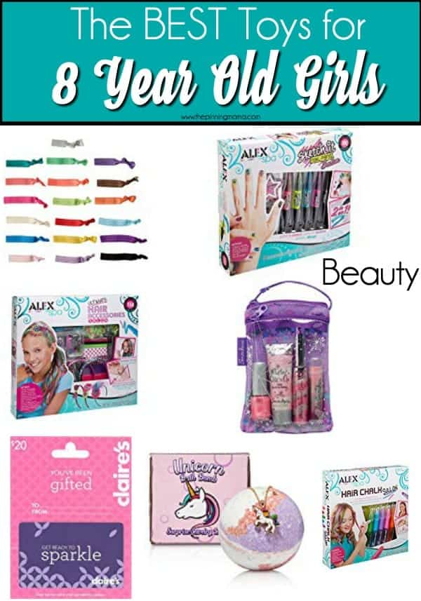 The BEST Beauty Ideas for 8 year old girls.