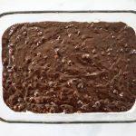 Step 1 prepare brownies as directed