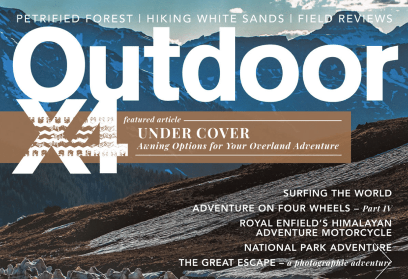 The Pin Project TRAVELIVING Book Review from OutdoorX4 USA