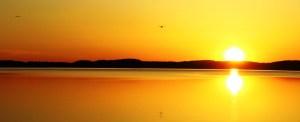 The Pin Project - Lake Kipawa Sunset