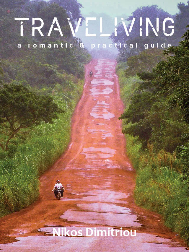 The Pin Project - Traveliving Book