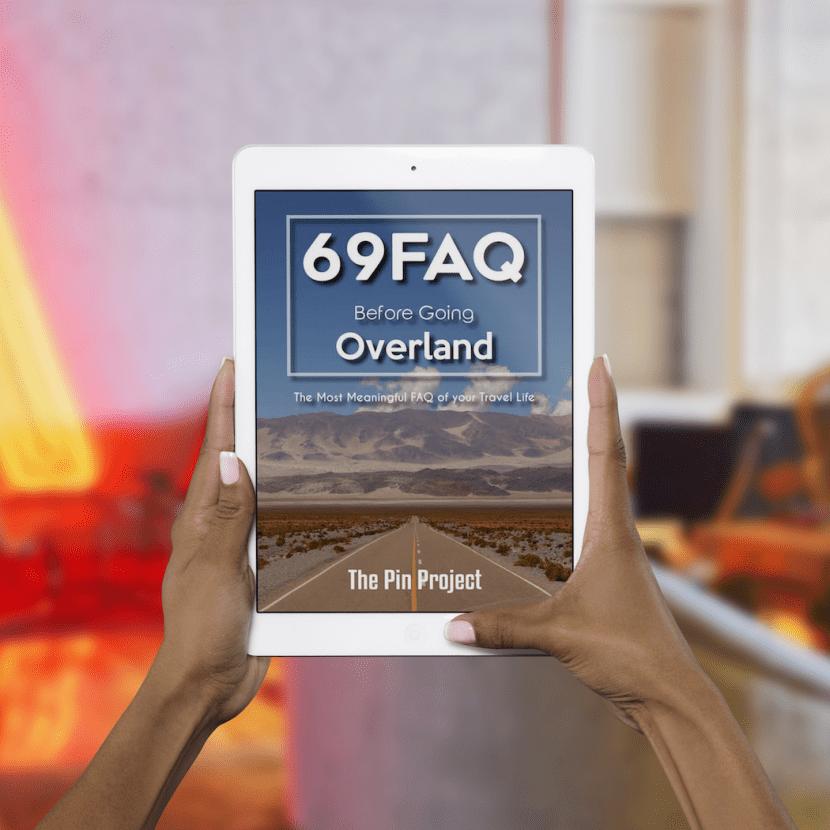 69 FAQ Before Going Overland eBook ENGLISH