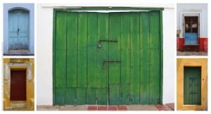 The Pin Project Doors Artwork
