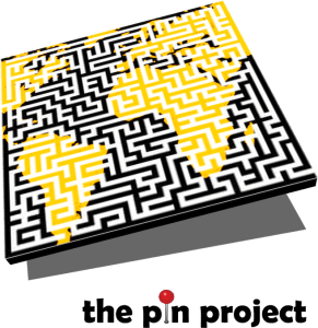 The Pin Project Official Logo