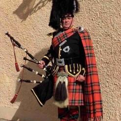 No. 1 Dress (Full Ceremonial Highland Dress)