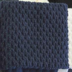 Navy Blue Kilt Socks