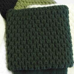 Bottle Green Kilt Socks