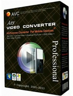 AVC Any Video Converter Ultimate Crack