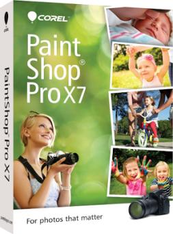 Corel Paintshop x7 Ultimate crack