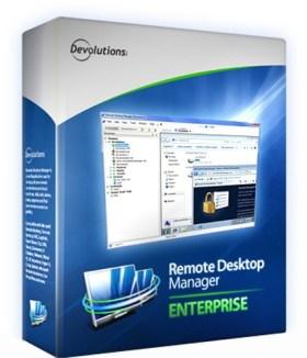 Remote Desktop Manager full crack download