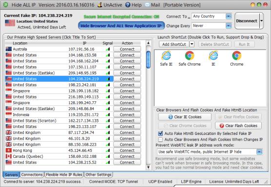 Hide ALL IP Latest crack download