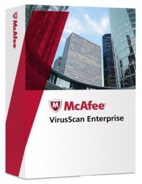 McAfee VirusScan crack download