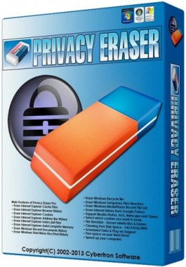 Cybertron Privacy Eraser Pro crack download