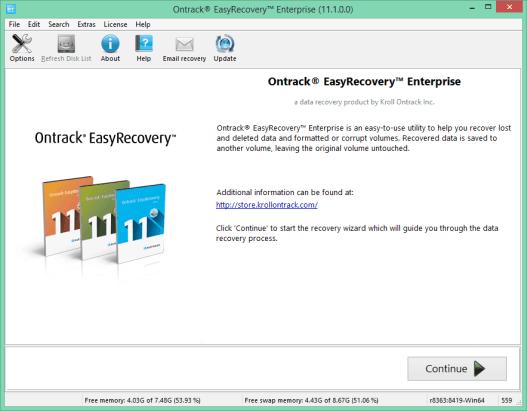 Ontrack EasyRecovery PRO Enterprise crack