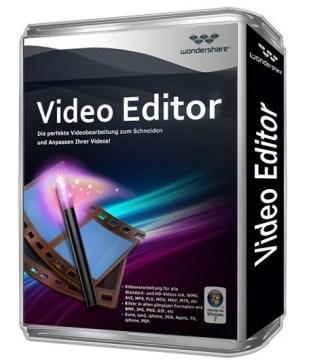 Wondershare Video Editor Patch