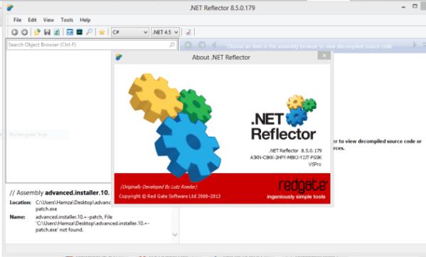 Red-Gate .NET Reflector crack download