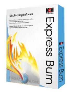 NCH Express Burn Plus Crack torrent download