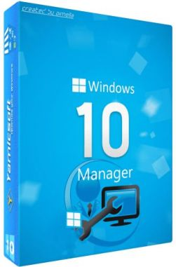 Yamicsoft Windows 10 Manager crack + license free download