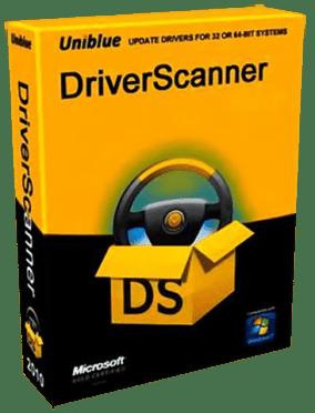 Uniblue DriverScanner serial number