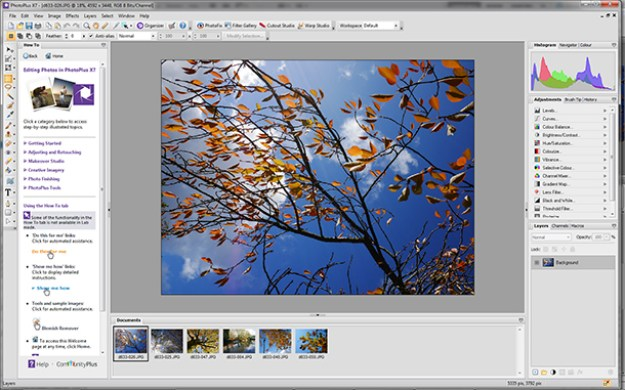 Serif PhotoPlus X8 keygen