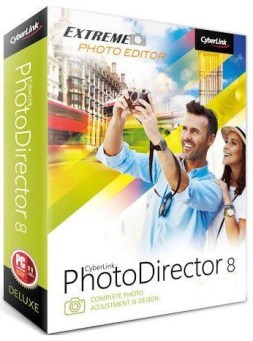 CyberLink PhotoDirector 8 Ultra full crack torrent