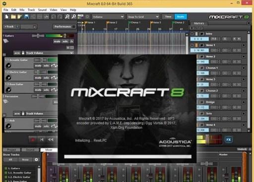 Acoustica Mixcraft 8 Crack