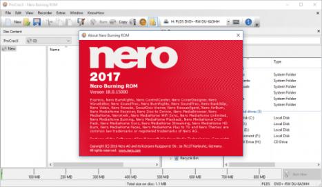 Nero Burning ROM 2017 torrent download