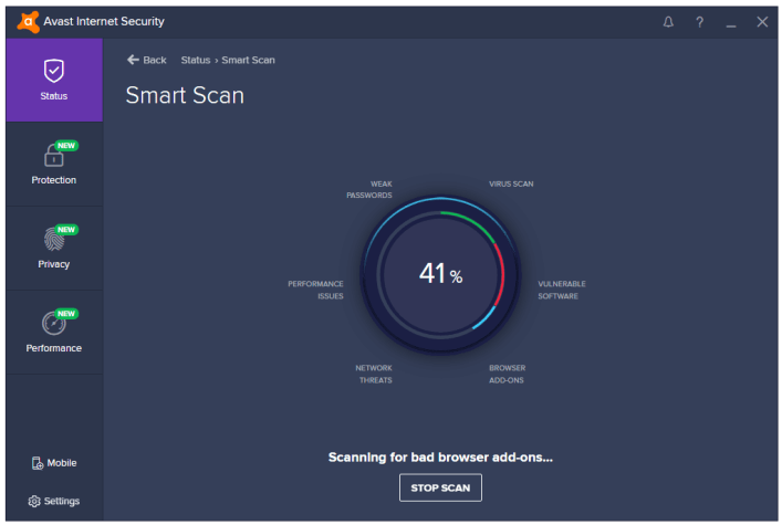 Avast Internet Security license file 2020 download