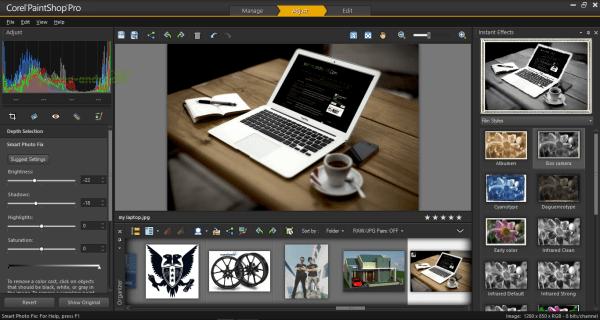 Corel PaintShop Pro X9 Ultimate crack