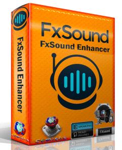 FxSound Enhancer Premium 13 Crack