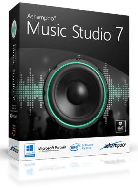 Ashampoo Music Studio crack download
