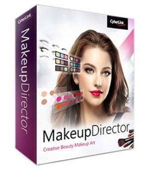 Download CyberLink MakeupDirector Deluxe 2 Crack