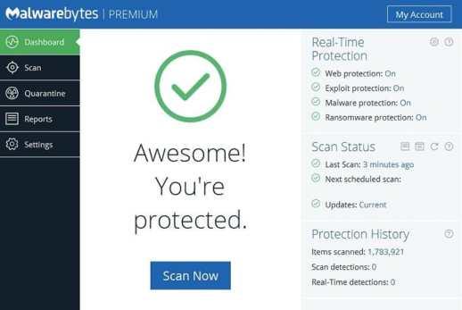 Malwarebytes Premium crack download