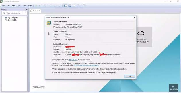 VMware Workstation Pro crack download